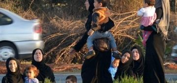 ها شحال من لاجئ كاين فالمغرب والنص فيهم من سوريا والثلث عايشين فالرباط وكازا ووجدة