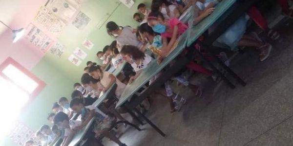 عاجل.. ها التفاصيل على المدرسة اللّي بانو فيها التلاميذ مدكسين والتدابير الوقائية ضد كورونا مامحتارماش