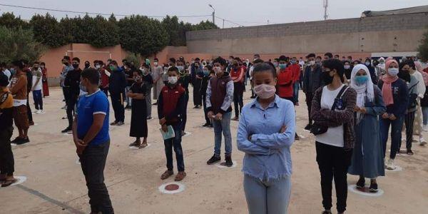 تفاصيل  الدخول المدرسي العام الجاي: غادي يكون حضوري ويمكن يوقع تغيير مع الحالة الوبائية