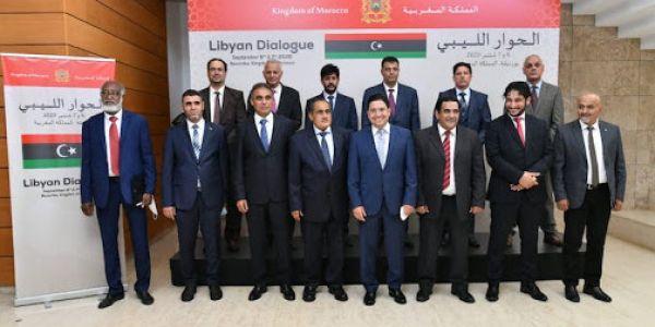 فرقاء الأزمة الليبية: كنشكرو الملك محمد السادس على مساندة الشعب الليبي
