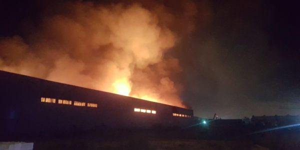 بوجدور: تعويض تجار بقروض بعدما تحرقات ممتلكاتهم فحريق السويقة