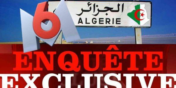"""الجزائر منعات قناة """"إم 6"""" الفرنسية من الخدمة فارضها بعد الوثائقي """"الجزائر بلاد الثورات"""""""