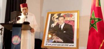 بالتزامن وغلق الكَركَرات. سفير المغرب فانواكشوط تلاقى وزير الداخلية الموريتاني