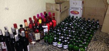 جوندارم أبطيح حدا طانطان حبطو عملية تهريب كبيرة للشراب والحشيش