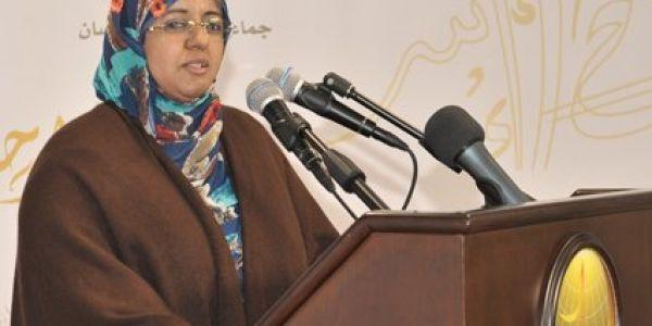 نائبة برلمانية موريتانية : غلق الكَركَرات تصرف دنيء من البوليساريو