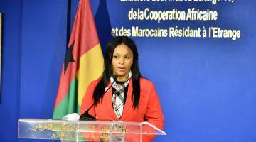 غينيا بيساو: حنا مع مغربية الصحرا وممتنين للملك محمد السادس