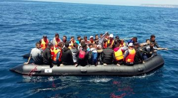 إجهاض عملية كبيرة ديال لحريك: ها شحال من واحد كان باغي يحرك من الشريط الساحلي دالمهديةلأوروبا