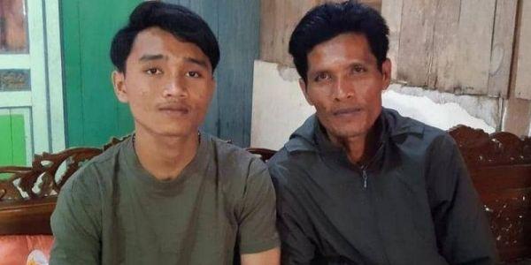 مراهق رجع لعائلتو عن طريق كَوكَل من بعد 12 العام على اختطافو