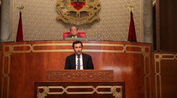 بحضور بنشعبون.. البرلمان صادق على مشروع التصفية 21.20 لتنفيذ قانون المالية 2018