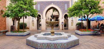 """رسميا.. ديزني استولات على الجناح المغربي فالمنتزه الترفيهي """"ايبكوت"""" ففلوريدا"""
