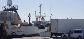 المغرب دار المزيان مع موريتانيا فأزمة الكَركَرات.. سفن موريتانيا كتخوي الحوت فميناء الداخلة باش يمشي لأوروبا