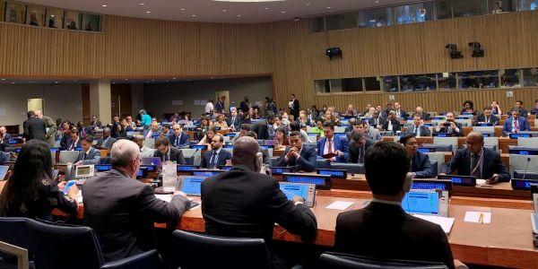 الليسوتو التابعة لجنوب إفريقيا وفنزويلا دعمو البوليساريو ودافعو عليها فاللجنة الرابعة