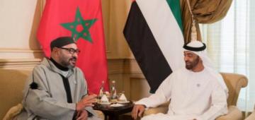 كيفاش قرار فتح الإمارات قنصلية عامة فالعيون زلزل الجزائر وللبوليساريو