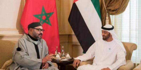 كيفاش قرار فتح الإمارات قنصلية فالعيون زلزل الجزائر والبوليساريو