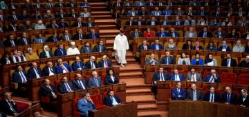 الفرق البرلمانية: ندين الرسوم المسيئة للرسول