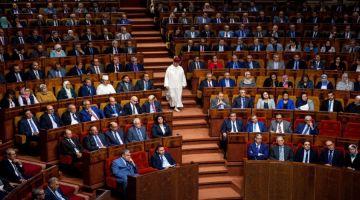 برلماني عن الدائرة الانتخابية سطات روشيرشي ولوسخ عندو كثير