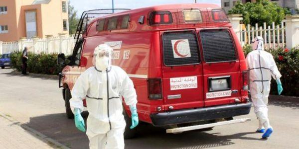 كورونا : 38 تقاسو بالفيروس فجهة كَليميم وادنون
