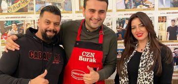 الحب والغرام.. أمال صقر ومسلم عايشين الحياة فتركيا – تصاور