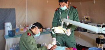 مركز طبي عسكري جديد تدار فالراشيدية