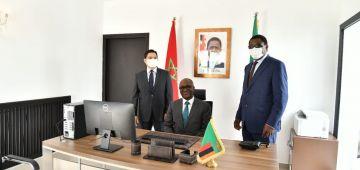 زامبيا: غادي نحلو قنصليتنا العامة فالعيون فهاد التاريخ