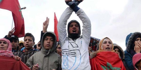 الحبس والغرامة فحق 3 معتقلين فحراك جرادة