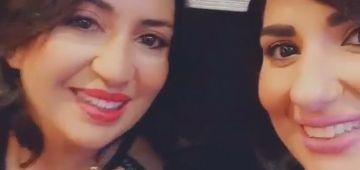لقاء بين ليلى البراق وهند السعديدي بين الشبه الكبير بيناتهم -فيديو