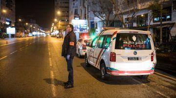 البوليس طرق كازا مع بدء مرحلة جديدة للحد من انتشار فيروس كورونا بالمدينة