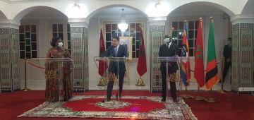 زامبيا : داعمين المغرب وجهودو لحل قضية الصحرا والعيون مدينة متطورة يسيروها الصحراويين