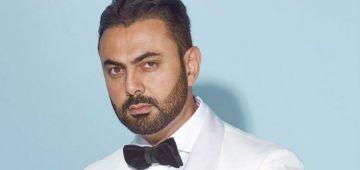 الممثل محمد كريم نجا من الموت بعد كسيدة خايبة فميريكان