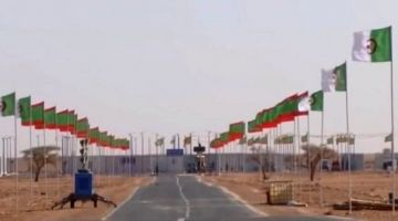 أزمة الكركرات.. الجزائر كتستاغل الوضع باش تبني طريق بين تندوف والزويرات