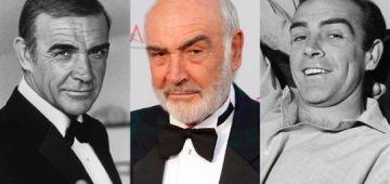 """شون كونري بطل أفلام """"جيمس بوند"""" مات.. كان فعمرو 90 عام"""