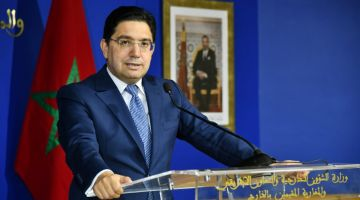 بوريطة : اتفاق الصخيرات هو المرجع الوحيد لحل الأزمة الليبية