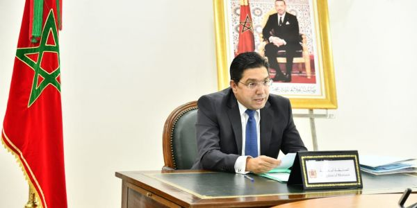 بوريطة قدام الجمعية العامة للأمم المتحدة: المغرب ملتازم بالتوصل لحل سياسي لملف الصحرا.. والقضية الليبية والفلسطينية هي من أولويات اهتمامات المملكة