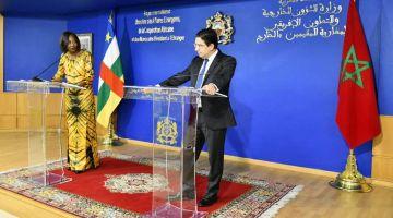 إفريقيا الوسطى : الملك خلّا المغرب يحتل مكانة متقدمة فإفريقيا والعالم وداعمين مغربية الصحرا