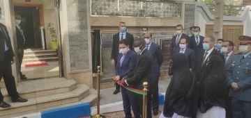 ثاني قنصلية فنهار. زامبيا دشنات قنصليتها العامة فالعيون
