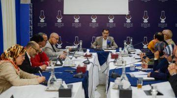 خاص..بالإجماع: أمانة البي جي دي قبرات مبادرة المؤتمر الاستثنائي بهاد القرار
