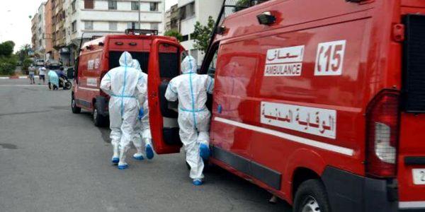 كورونا : 22 تقاسو بالفيروس فجهة كَليميم وادنون