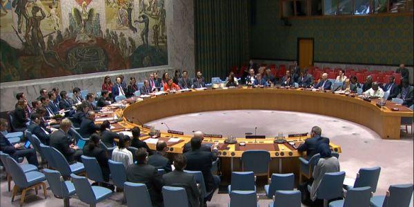 """كيف قالت """"كود"""" من قبل. الاختلاف لي كان فقرار مجلس الأمن كان فلغة تعيين مبعوث والعملية السياسية والقرار ضربة لجنوب أفريقيا"""