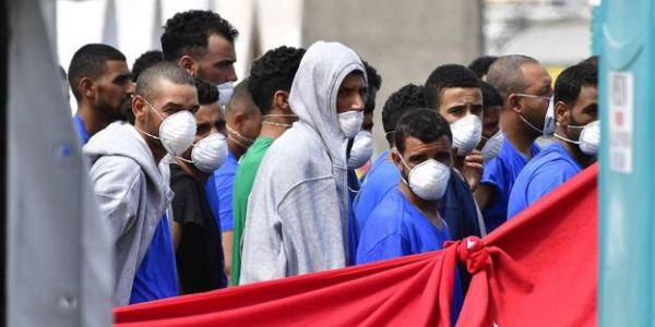 انخفاض فأعداد الحراكَة. 12 حراكَ مغربي وصلو لكناريا