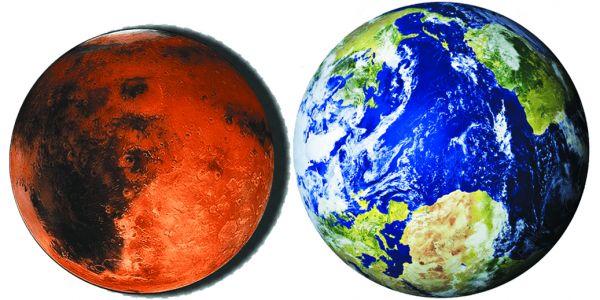 عالم فيزياء: ها شحال ثمن الأرض.. والمريخ ساوي قليل