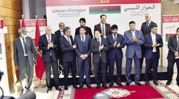 الحوار بين الليبيين مزال مستمر فمدينة طنجة.. جولة جديدة متفائلين بيها لخوت ف ليبيا