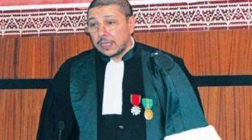 اش هاد لبلاد. طلب للملك باش يرجعو رئيس الودادية الحسنية للقضاة عضو دائم فالمجلس الاعلى