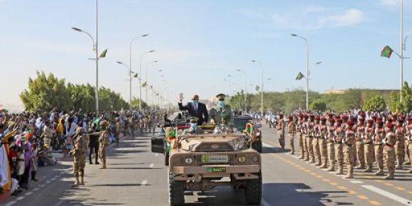 فإشارة للصحرا. موريتانيا: حنا دولة دايرين بيها بؤر توتر كتخلع