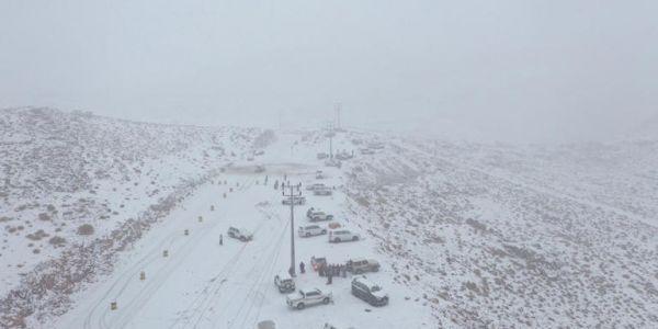 الشتا جاية مجهدا لـ5 أقاليم ومرتفعات الأطلس الكبير غادي يطاح فيها الثلج