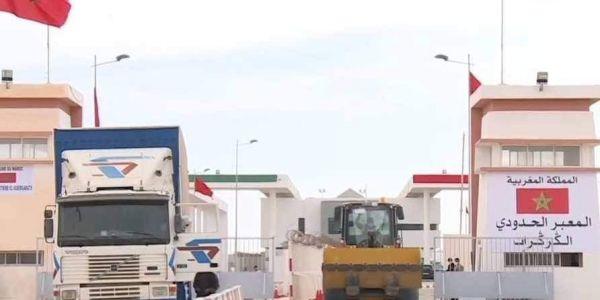 بعد تأمين طريق الكركرات.. موريتانيا عطات تأشيرات عمل مفتوحة لشركات مغربية