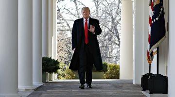 مساءلة ترامب: الإجراءات غادي تبدا فمجلس الشيوخ السيمانة الجاية