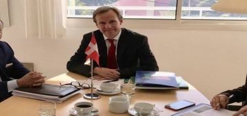 الدنمارك : خاص احترام اتفاق وقف اطلاق النار والعودة للعملية السياسية فملف الصحرا