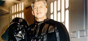 """وفاة ديفيد براوس مول شخصية """"دارث فيدر"""" ف """"Stars Wars"""""""