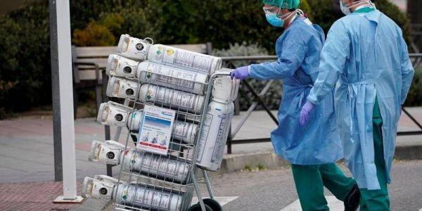 أزمة الأكسجين بالمستشفيات.. وزير الصحة: الاستهلاك تضاعف 15 مرة والتكلفة وصلت لـ300 مليون لكل 100 سرير للإنعاش ف 4 أشهر