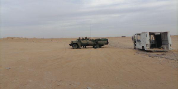 جنوب أفريقيا عطات لمجلس الأمن رسالة من البوليساريو كتشكي فيها من عملية المغرب في الكَركَرات